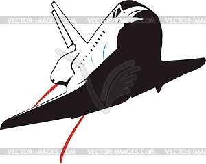 Space Shuttle Vector - Pics about space