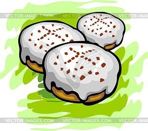 Kuchen - Clipart-Bild