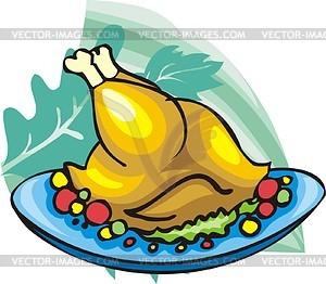 Thanksgiving Tag - vektorisiertes Bild