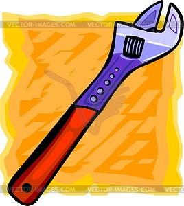 Werkzeug - Vektor-Klipart