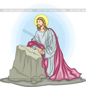 Jesus Christus - Clipart-Design
