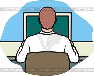 Mitarbeiter - Vektorgrafik-Design