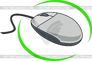 Mouse - vector clipart