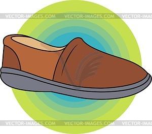 Schuhe - Vector Clip Art