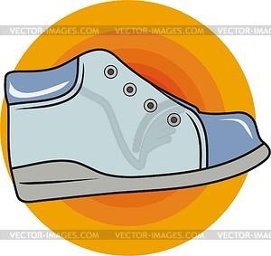 Schuhe für Kinder - Vektor-Clipart / Vektor-Bild
