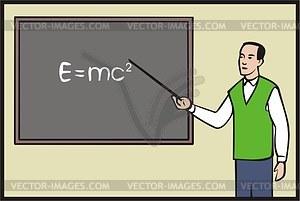 Учитель изображение в векторе