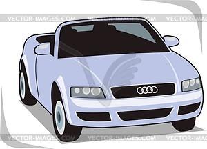 Audi - vector image
