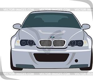 BMW - Vektor-Clipart / Vektorgrafik