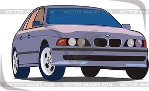 BMW - Vektorabbildung