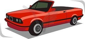 BMW - Vector-Abbildung