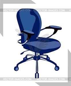 Arbeitsstuhl - Clipart-Bild