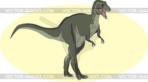 Dinosaurier - Stock Vektor-Clipart