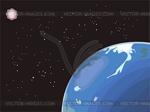 Earth - vector image