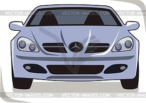 Mercedes - Vector-Clipart
