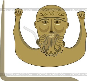 Mythologie - Royalty-Free Vektor-Clipart