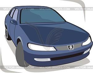 Peugeot - vector clipart