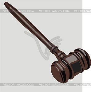 Hammer - Royalty-Free Vektor-Clipart