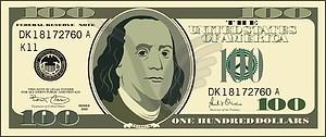 Dollar - Vector-Illustration