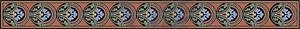 Medieval decoration - vector clip art
