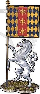 Pferd - Vektor-Design