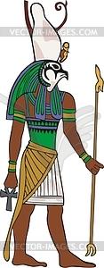 Horus - vektorisierte Grafik