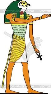 Horus - Vektor-Abbildung