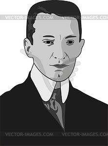 Alexander Kerenski - Vektorgrafik