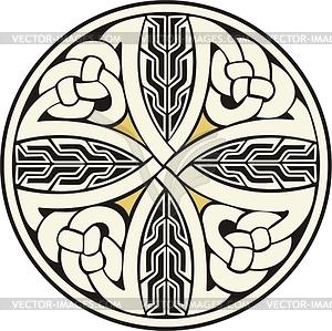 Keltische Knote - Stock Vektorgrafik