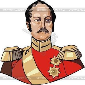 Николай I - графика в векторе: http://vector-images.com/clipart.php?id=8122&lang=rus