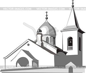 Nowgorod - Vector Clip Art