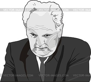 Boris Pugo - vector clipart