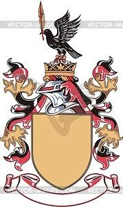Schild - Royalty-Free Vektor-Clipart