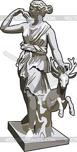 Antike Mythologie - Vektorgrafik