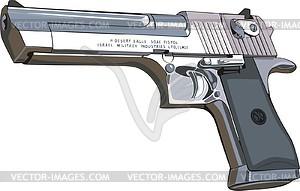 Waffe - vektorisiertes Clip-Art