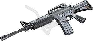 Waffe - Clipart