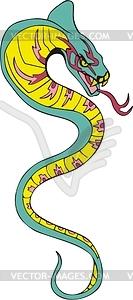 Cobra - vector clip art