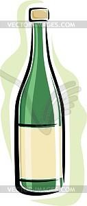 Getränke - Vektorgrafik