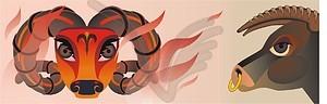 Aries - Vector-Bild