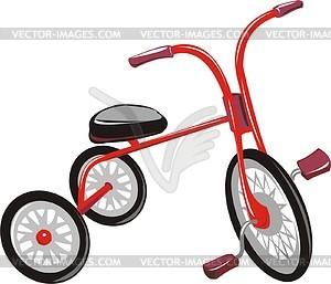 Fahrrad - Clipart-Bild