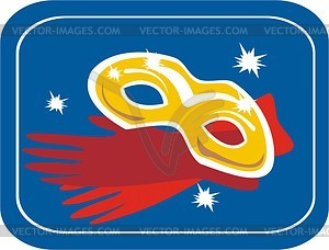 Masquerade mask - vector clipart