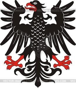 Adler - Vektor-Design