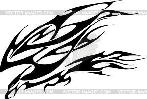 Adler Tattoo - Vektor-Clipart