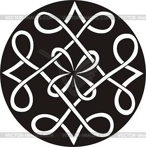 Keltische Knote - Vector-Bild