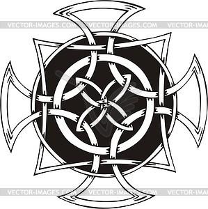 Keltische Knote - vektorisiertes Design