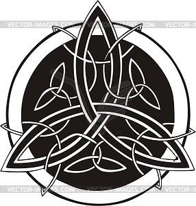 Keltische Knote - Vector-Clipart EPS