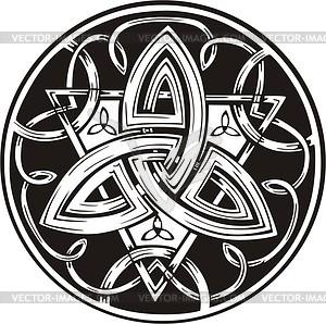 Keltische Knote - Vector-Design