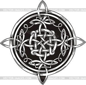 Keltische Knote - Vektor-Clipart / Vektor-Bild