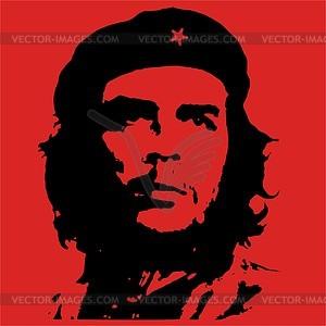 Che Guevara - Vektor Clip Art
