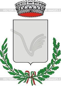 Wappenschild - Vector-Design