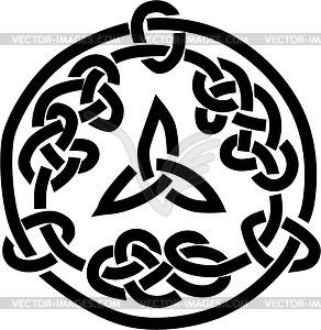 Keltische Knote - Vektor-Clipart / Vektorgrafik